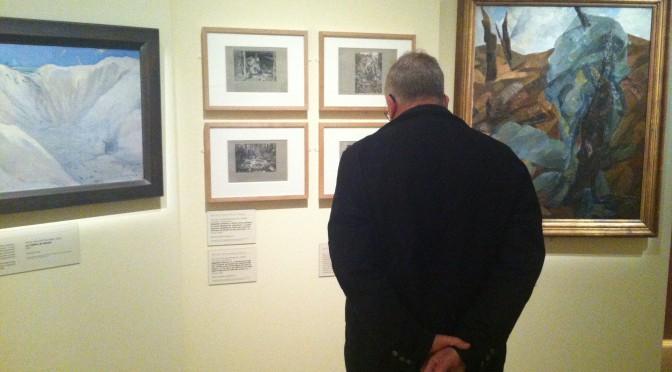« Vu du front. Représenter la grande guerre ». Musée de l'Armée et BDIC